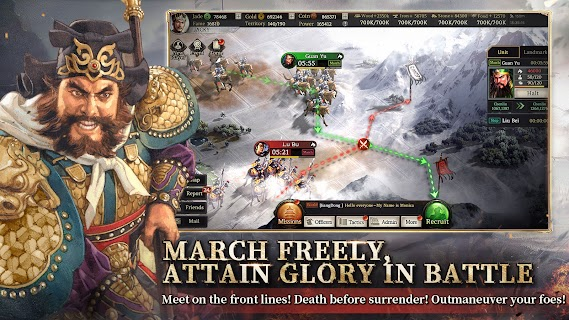 Screenshot 4: Three Kingdoms Tactics | SG & MY