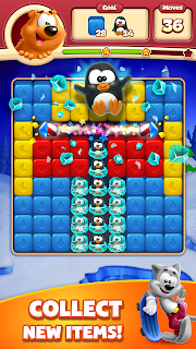 Screenshot 4: Toon Blast