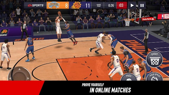 Screenshot 4: NBA LIVE Mobile