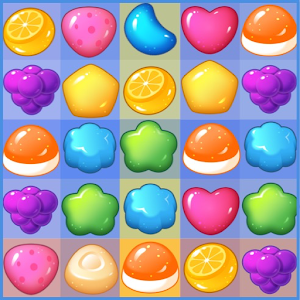 Icon: Candy Landy - Match 3 Puzzle : Free Games 2020