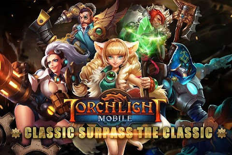 Screenshot 1: Torchlight: The Legend Continues