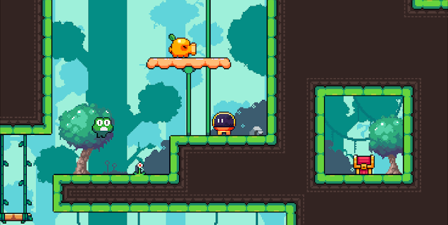 Screenshot 4: Bubble Tale - Bunny Quest