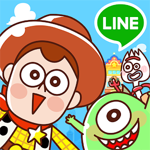 Icon: LINE PIXAR TOWER