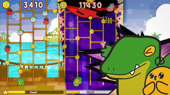 Screenshot 1: Jelly Crew Paradise
