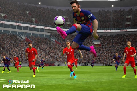 Screenshot 4: eFootball PES 2020
