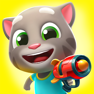 Icon: Talking Tom Blast Park: The New Blasting Adventure