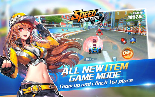 Screenshot 3: Speed Drifters | Chinois Traditionnel