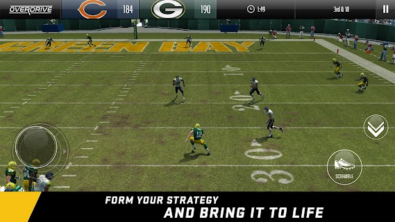 Screenshot 4: Madden NFL Overdrive Football