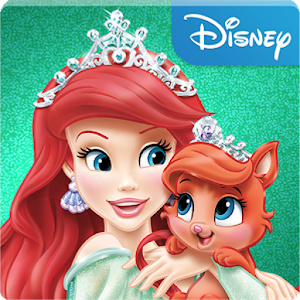 Icon: Disney Princess Palace Pets