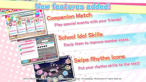 Screenshot 4: Love Live! School Idol festival | Anglais