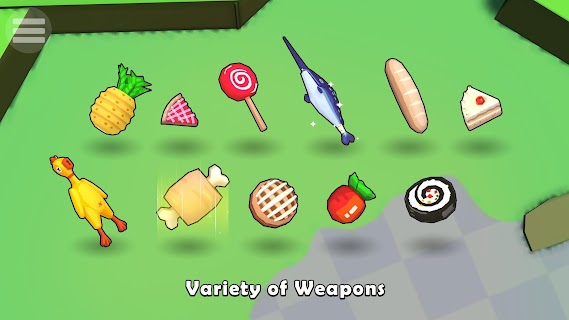 Screenshot 4: Food.io