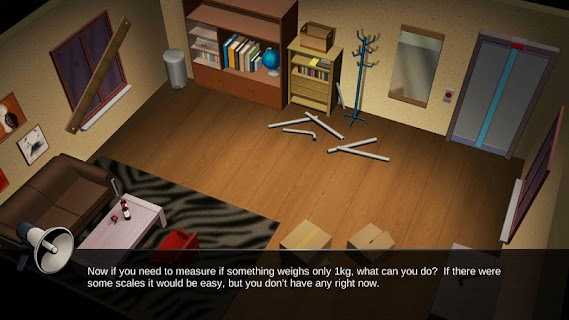 Screenshot 1: 13 Puzzle Rooms:  Escape game