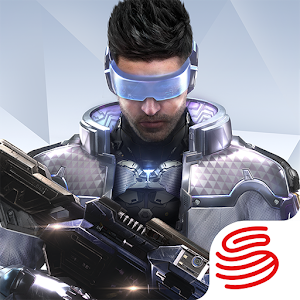 Icon: Cyber Hunter Lite