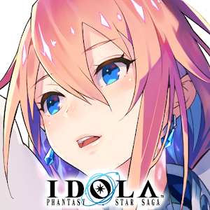Icon: Idola Phantasy Star Saga | Japonés
