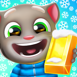 Icon: Talking Tom Gold Run 3D Game