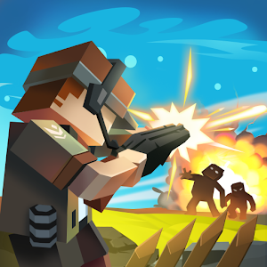 Icon: Zombie Attack: Last Fortress