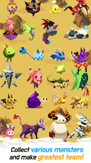 Screenshot 2: Berry Monsters