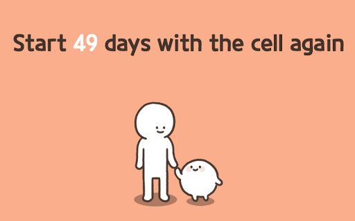 Screenshot 4: My 49 days with cells