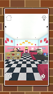 Screenshot 4: Sweets Cafe -Escape Game-