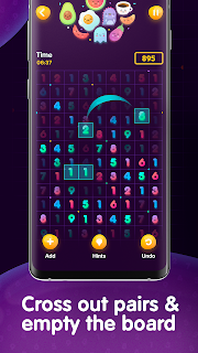 Screenshot 3: Numberzilla - Number Puzzle | Board Game