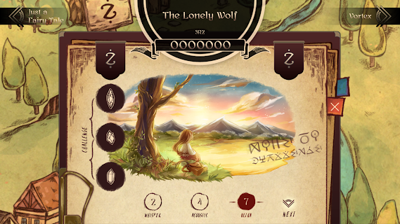 Screenshot 2: Lanota
