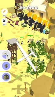 Screenshot 2: Marines Shooting 3D