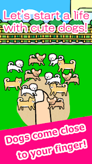 Screenshot 1: Play with Dogs