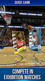 Screenshot 3: NBA SuperCard: Basketball card battle