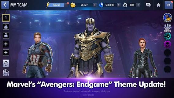 Screenshot 1: MARVEL Future Fight | Global