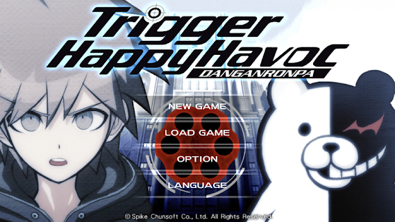 Screenshot 1: Danganronpa: Trigger Happy Havoc Anniversary Editi