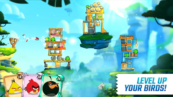 Screenshot 2: Angry Birds 2