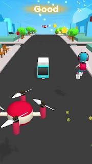 Screenshot 4: Air Kicker