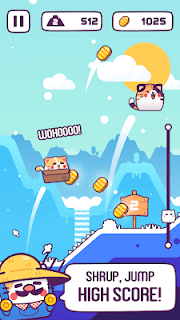 Screenshot 1: Pong Pong Pong - Kitties Hop