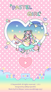 Screenshot 1: Pastel Girl