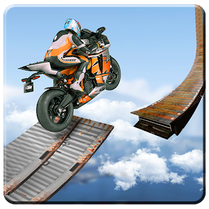 Icon: Bike Impossible Tracks Race: 3D Motorcycle Stunts