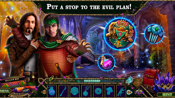 Screenshot 4: Hidden Objects Enchanted Kingdom 4 (Gratis)