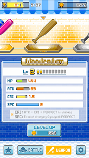 Screenshot 4: Batting Hero