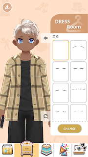 Screenshot 4: Boy-Styledoll Fashion Show - 3D Avatar maker