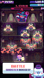 Screenshot 1: Candies 'n Curses