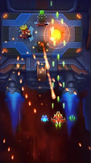 Screenshot 3: Galaxy Shooter: Space Justice - Alien War