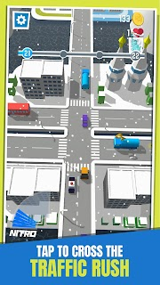Screenshot 1: Traffic Rush 2