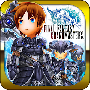 Icon: FINAL FANTASY GRANDMASTERS
