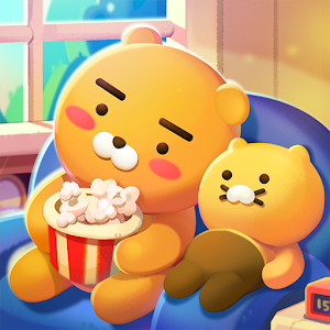 Icon: FRIENDS POPCORN for kakao