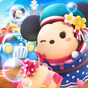 Icon: Disney Tsum Tsum Land | Japonés