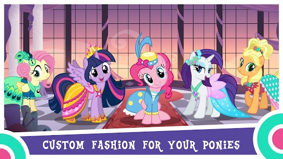Screenshot 3: MY LITTLE PONY: Magic Princess