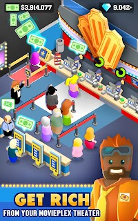 Screenshot 3: Box Office Tycoon