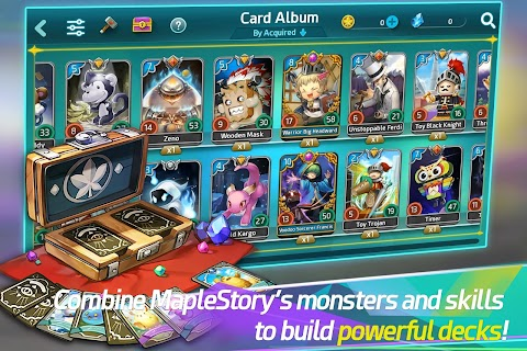 Screenshot 3: MapleStory Blitz