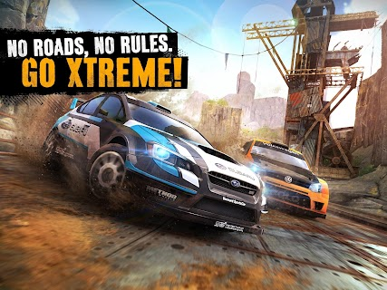 Screenshot 1: Asphalt Xtreme: Rally Racing