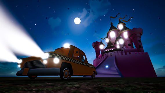 Screenshot 1: Escape Game: Cinderella