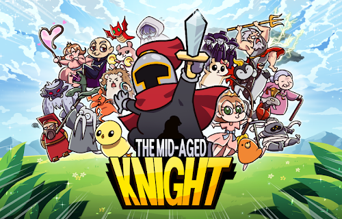 Screenshot 4: Mr.Kim, The Mid-Aged Knight